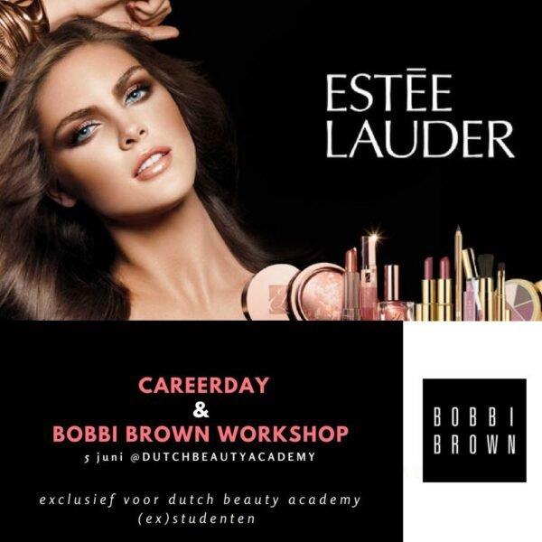 Werken na je visagie opleiding - ELC carriere dag bij Dutch Beauty Academy
